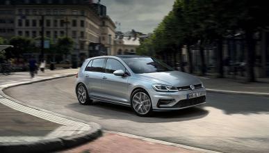 Volkswagen Golf rivales tiempo
