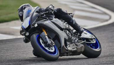 moto altas prestaciones circuito lujo racing