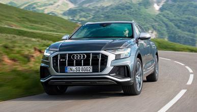 Prueba: Audi SQ8 TDI