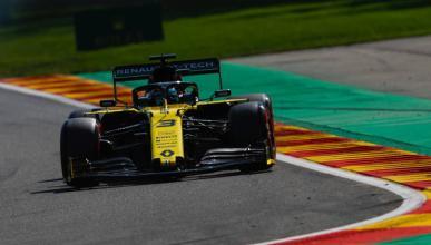 Ricciardo en SPa