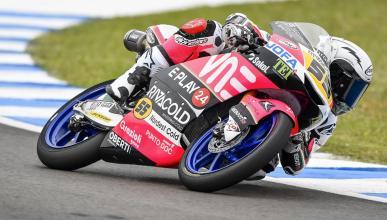 clasificacion piloto circuito motos curva
