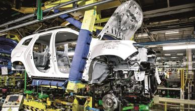Visita fábrica Dacia