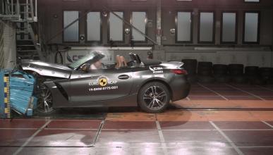7 coches cinco estrellas Euro NCAP