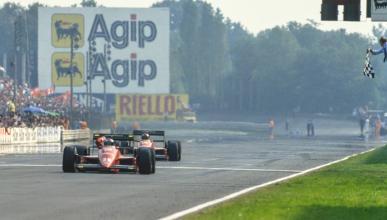 Berger y Alboreto