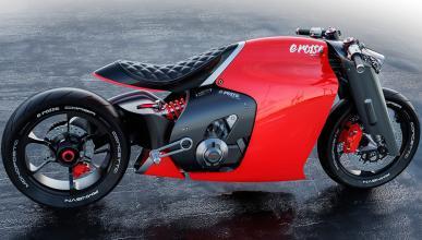 moto electrica futuro prototipo diseño proyecto
