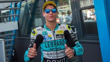 piloto moto3 moto2 leopard