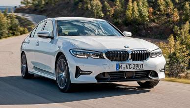 Prueba del BMW 320d 2019