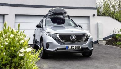 Accesorios oficiales Mercedes EQC