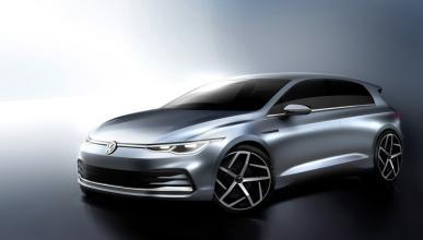Bocetos Volkswagen Golf 8 2020