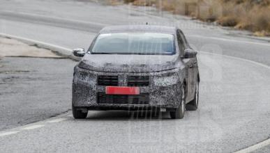 Dacia Sandero 2020 fotos espía