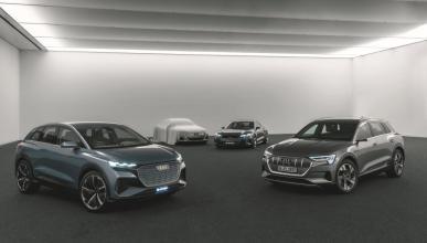 Plataforma coche eléctrico Audi