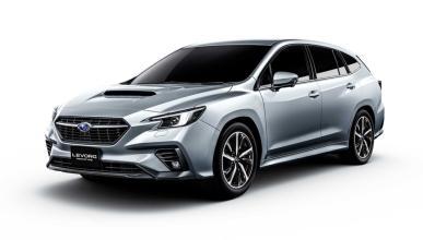 Subaru Levorg Prototype