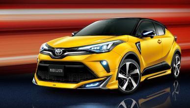 Toyota CH-R Modellista