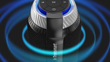 Altavoz Bluetooth Coche