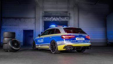Audi RS4-R ABT Policía
