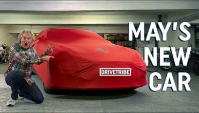 James May coche nuevo