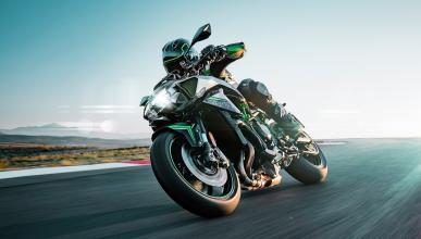 moto deportiva naked altas prestaciones hipernaked