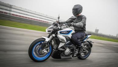 moto electrica motos electricas naked circuito