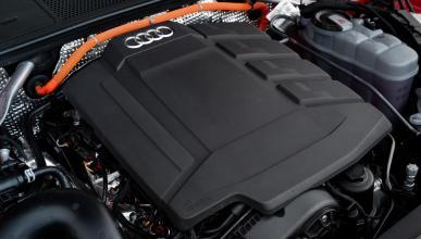 Motor eTFSI de Audi