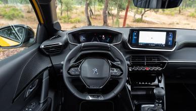 Peugeot 208 y 2008 Virtual Cockpit 3D
