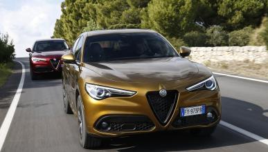 Prueba Alfa Romeo Stelvio 2020