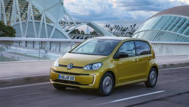 Prueba del Volkswagen e-up!