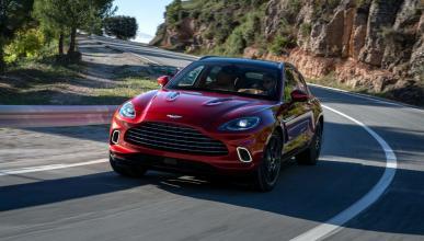 rivales del Aston Martin DBX