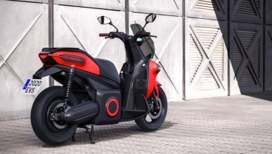 nueva moto eléctrica movilidad urbana compartida futuro electrica
