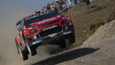 Sébastien Ogier y Citroën WRC