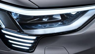 Teaser Audi e-tron Sportback 2020