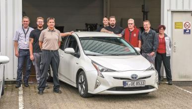 Test 100.000 km Toyota Prius