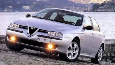 Alfa Romeo 156 y Renault Laguna