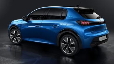 Peugeot e-208 precios