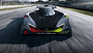 Peugeot en el WEC