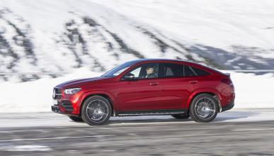 Prueba del Mercedes GLE Coupé 2020