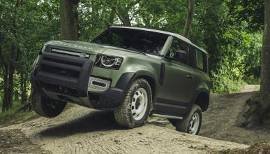 3 rivales Land Rover Defender 2020