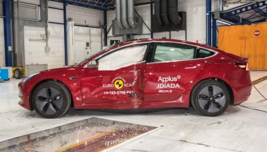 coches más seguros 2019 euro ncap