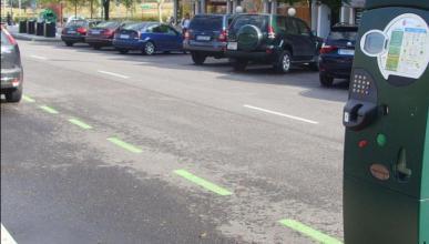 ¿Cuánto tiempo se puede aparcar en la zona azul de Madrid?