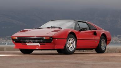 Ferrari segunda mano baratos