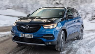 El primer SUV híbrido enchufable de Opel