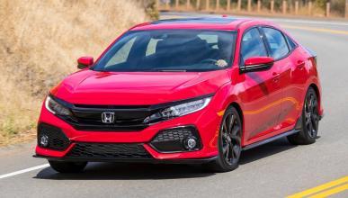Prueba del Honda Civic 1.0 i-VTEC