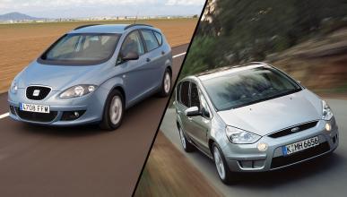 Seat Altea vs Ford S-Max