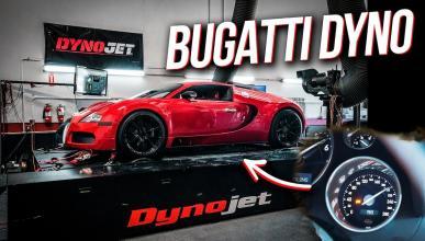 Bugatti banco potencia