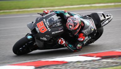 motogp circuito curva test preparacion pre-temporada