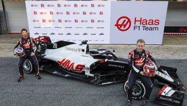 Haas F1 2020