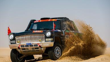 Hongqi Dakar 2020