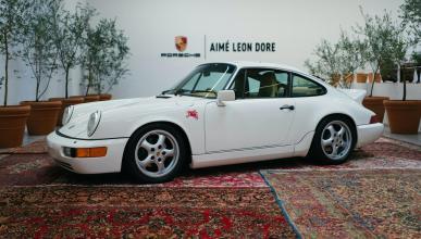 Este Porshe 964 personalizado Aimé Leon Dore te va a encantar