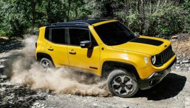 Precios del Jeep Renegade: desde 20.765 euros