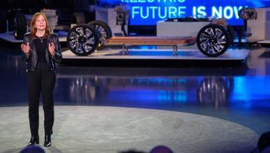 GM Plan electrificación