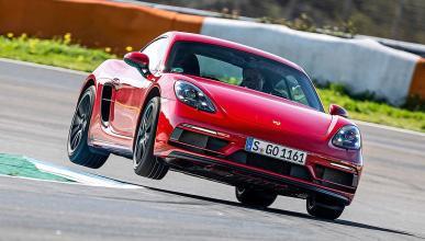 Prueba del Porsche 718 Cayman GTS 4.0